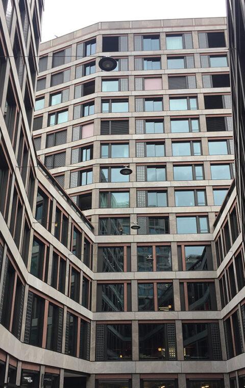 Europaallee Baufeld F, Zürich