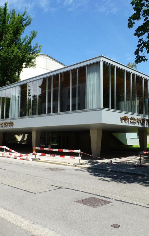 Umbau und Erweiterung Kurtheater, Baden