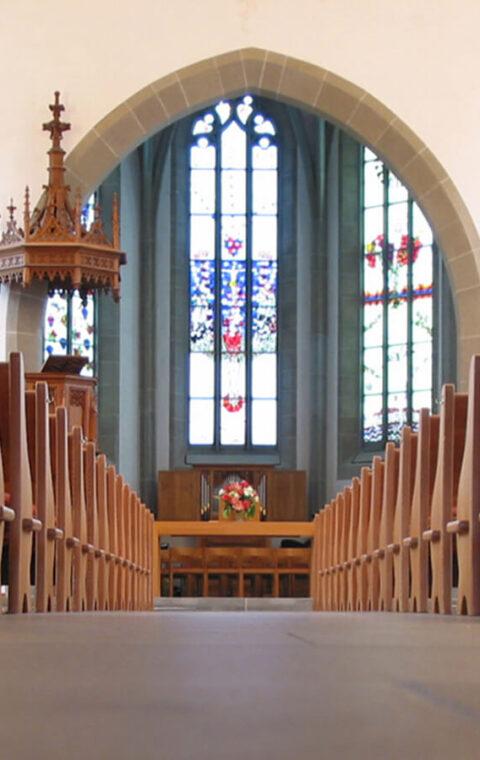 Reformierte Kirche, Meilen