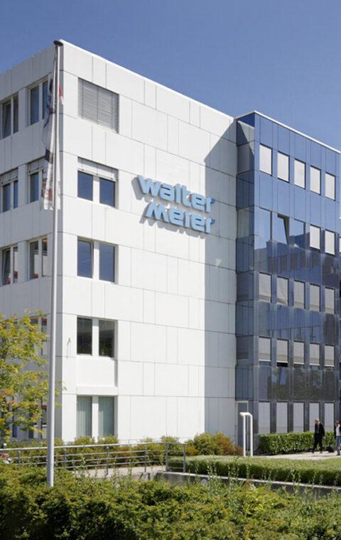 Energetische Erneuerung Hauptsitz Walter Meier AG