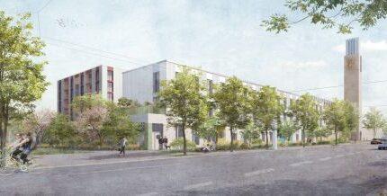 Neubau Glaubten-Areal – Baubeginn 1. Oktober 2021